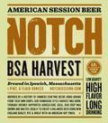Notch BSA Harvest (2011)