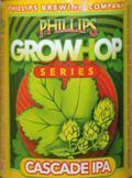 Phillips GrowHop Cascade IPA (2011)