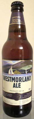 Sainsbury's Westmorland Ale