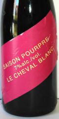 Le Cheval Blanc Saison Pourpre