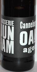 Dunham Oak Aged Canneberge / Cranberry Ale