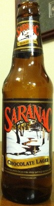 Saranac Chocolate Lager