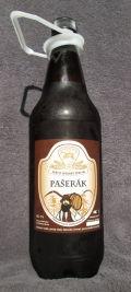 Železná Ruda Pašerák 13° Medové Pivo