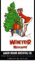 Lager Heads Winter Mischief
