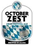 Williams Brothers October Zest