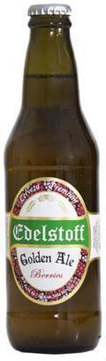Cerveza Edelstoff Golden Ale Berries