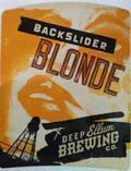 Deep Ellum Backslider Blonde