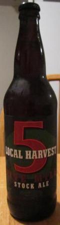 Ipswich Five Mile Stock Ale