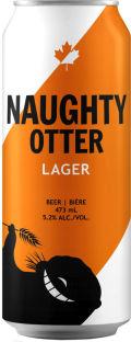 Gananoque Naughty Otter Lager