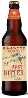 Ringwood Best Bitter (Bottle)