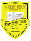 Great Heck Famous Five
