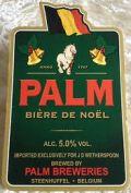 Palm Bière de Noël