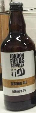 London Fields Session Ale