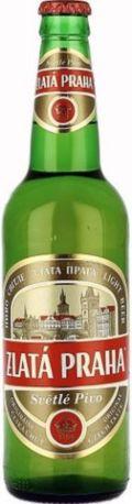 Zlatá Praha Světlé Pivo