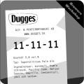 Dugges 11-11-11