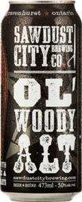 Sawdust City Ol' Woody Alt