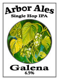 Arbor Single Hop IPA Galena