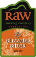 Raw Blizzard Bitter