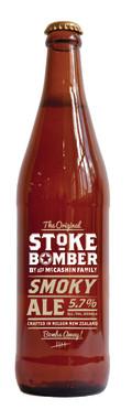 McCashin Family Original Stoke Bomber Smoky Ale