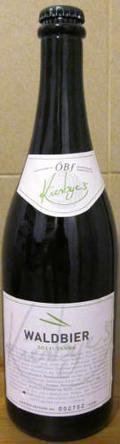 Kiesbye's Waldbier 2011: Tanne
