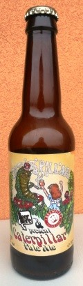 Brewfist / Beer Here Caterpillar Pale Ale