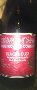Cismontane Black's Dusk