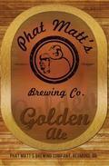 Phat Matt's Golden Ale