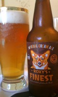 Bold City Roxy's Finest Imperial Cream Ale
