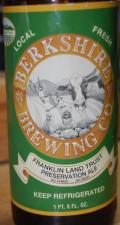 Berkshire Franklin Land Trust Preservation Ale