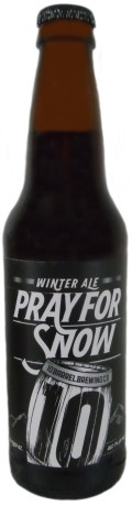 10 Barrel Brandy Barrel Pray for Snow