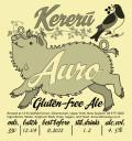 Kereru Auro Gluten-Free Ale