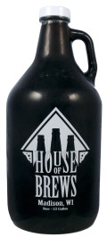 House of Brews Snug Oatmeal Stout