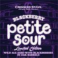 Crooked Stave Petite Sour (Blackberry)
