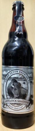Grand Teton 5 O'Clock Shadow