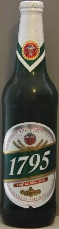 1795 Low Alcohol 0,5% (Budejovické Pivo)