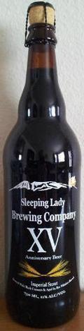 Sleeping Lady XV Anniversary