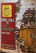 Paddock Wood Barrel Full of Monkeys Imperial Stout