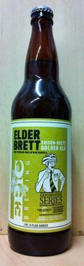 Epic / Crooked Stave Elder Brett Saison-Brett Golden Ale