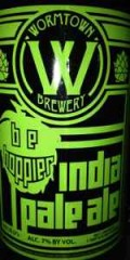 Wormtown Be Hoppier IPA