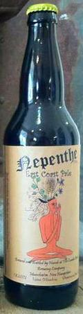 Nepenthe Ales East Coast Pale