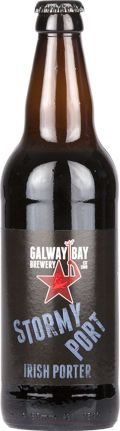 Galway Bay Stormy Port