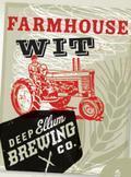 Deep Ellum Farmhouse Wit