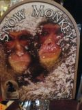 Brass Monkey Snow Monkey
