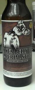 Golden City Zeke's Belly Up Imperial Stout (Batch 03 - Evan Williams)