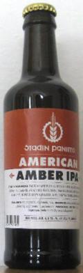 Stadin American Amber IPA