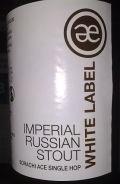 Emelisse White Label Imperial Russian Stout (Sorachi Ace Single Hop)