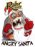 Rahr & Sons Angry Santa