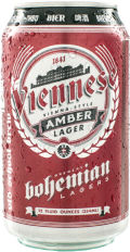 Bohemian Brewery 1841 Viennese Amber Lager