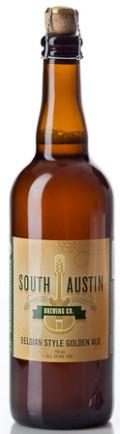 South Austin Belgian Style Golden Ale