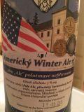 Chyše American Winter Ale 17°